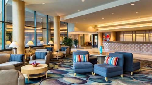 Doubletree Guest Suites Phoenix  lobby