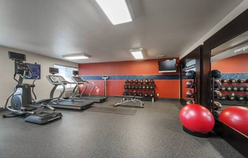 Hampton Inn Phoenix fitness