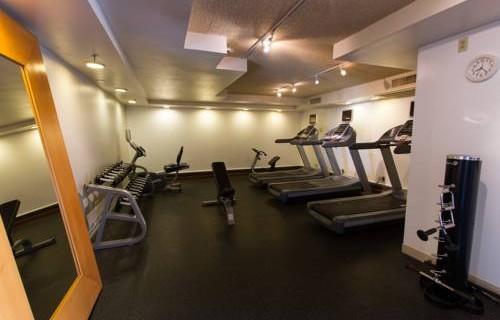 Hilton Phoenix Airport fitness