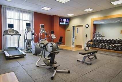 Phoenix Hilton Garden Inn Phoenix Airport fitness