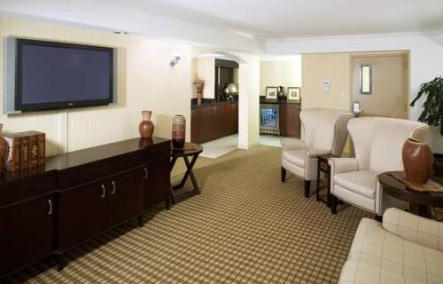 Sheraton Phoenix Airport Tempe suite