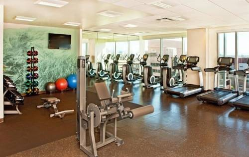Westin Phoenix Downtown fitness
