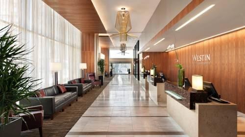 Westin Phoenix Downtown lobby
