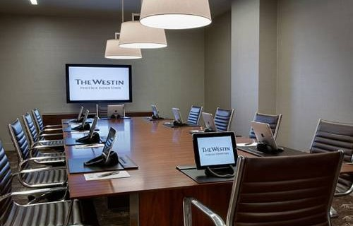 Westin Phoenix Downtown meeting space